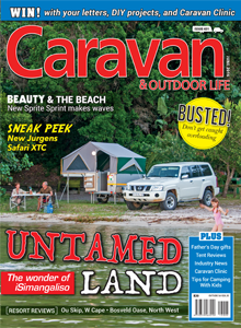 Caravan & Outdoor Life Magazine June 2016