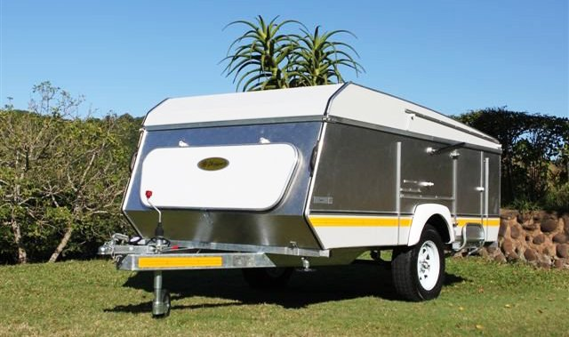 Skipper Tent Trailers Oyster